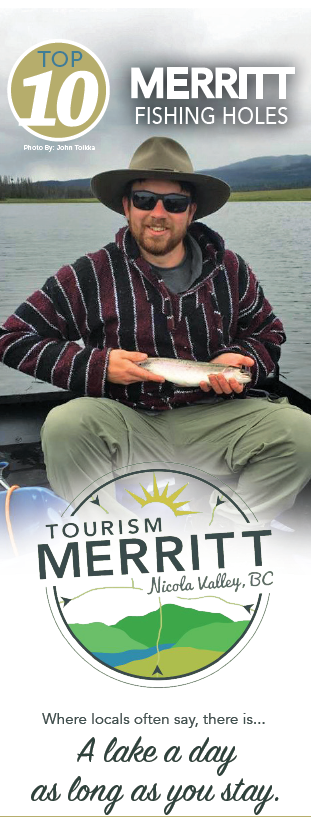 Fishing Brochure Front Page