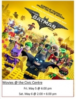Movies at the Merritt Civic Centre