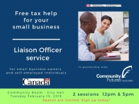 Small Business Tax Assistance Workshop