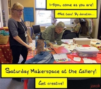 Saturday Makerspace