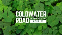 St. Patrick's Day Party featuring Coldwater Road - at the Grand Pub & Grill