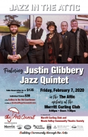 Jazz in the Attic February 2020
