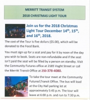 2018 Christmas Light Tour